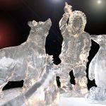Sculpteur glace