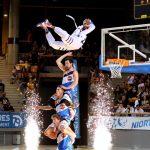 Basket Accrobatique
